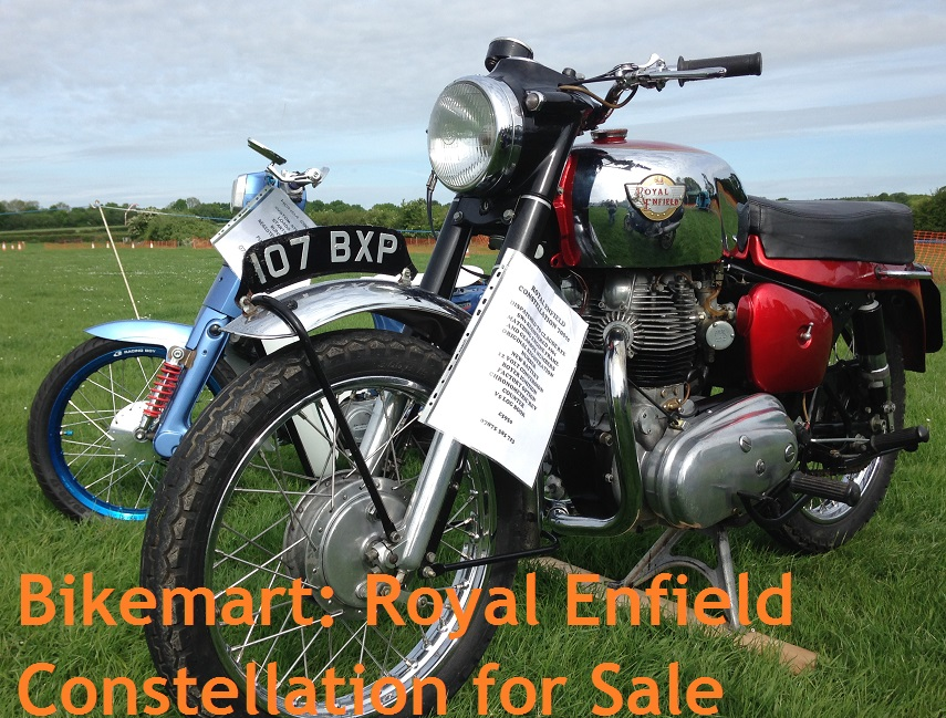 Royal Enfield Constellation for sale in the Bkemart