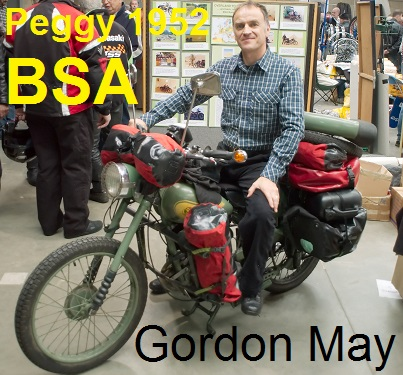 Gordon May